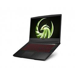 "Notebook MSI 15 A4DCR-288XES 15.6"" Ryzen 5 4600H 8 GB RAM 512 GB SSD Radeon RX5300M"
