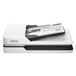Scanner Epson WorkForce DS-1630 LED 300 dpi LAN Bianco