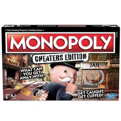 Gioco da Tavolo Monopoly Tramposo Hasbro (ES)