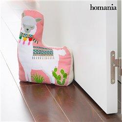 Sujeta Puertas Llama Homania