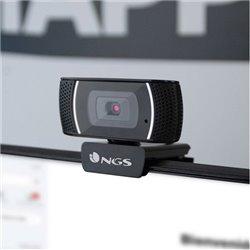 Webcam NGS XPRESSCAM1080 1080 px Nero