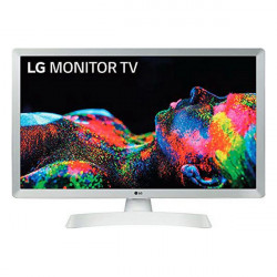 "Televisione LG 24TL510VWZ 24"" HD Ready VA HDMI Bianco"