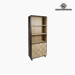 Shelves Fir wood (189 x 79 x 39 cm) by Craftenwood