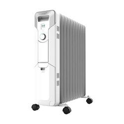 Radiatore a Olio (11 elementi) Cecotec Ready Warm 5700 Space 2500W Bianco