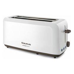 Tostapane Taurus My Toast Duplo 1450W Bianco