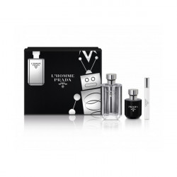 Conjunto de Perfume Homem L'homme Prada (3 pcs)