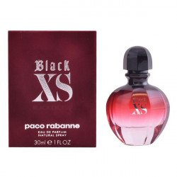 Damenparfum Black Xs Paco Rabanne EDP (30 ml)