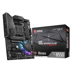 Scheda Madre MSI MPG MPG B550 Gaming Plus ATX DDR4 AM4
