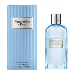 "Women's Perfume First Instinct Blue Abercrombie & Fitch EDP ""100 ml"""