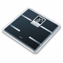 Balança digital para casa de banho Beurer 761.06 Preto