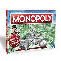 Gioco da Tavolo Monopoly Madrid Hasbro (ES)