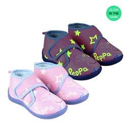Pantofole Per Bambini Peppa Pig Rosa 21