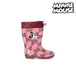 Stivali da pioggia per Bambini Minnie Mouse Rosa 26