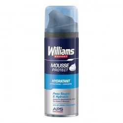 Mousse à raser Williams Peau sèche (200 Ml)