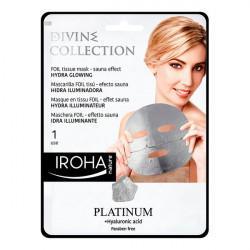 Masque facial Platinum Iroha