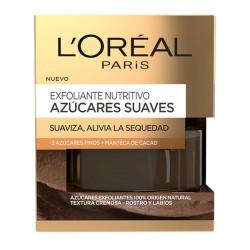 Exfoliant Nutritif Azúcares Suaves L'Oreal Make Up (50 ml)