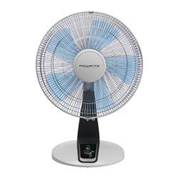 Rowenta Turbo Silence Extreme Ventilateur à lame domestique Anthracite, Gris