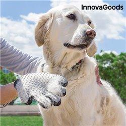 InnovaGoods Bürsthandschuh für Haustiere