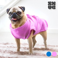 ONE DOGGY Dog Blanket | SNUG SNUG Pink