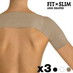 Vêtement Minceur pour les Bras Fit X Slim (pack de 3) S