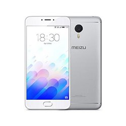Meizu Mobile Telephone M3 Note 5.5 4G 16 GB Octa Core Silver