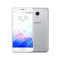 Meizu Téléphone portable M3 Note 5.5 4G 16 GB Octa Core Argenté