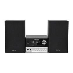 Mini impianto Stereo Grundig M1000BT 30W Nero