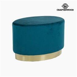 Taburete (52 x 35 x 35 cm) Azul