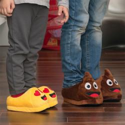 Zapatillas de Estar por Casa para Niños Emoticonos Gadget and Gifts Wink 35-36