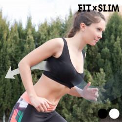 Reggiseni Sportivi AirFlow Technology Fit x Slim (pacco da 2) S