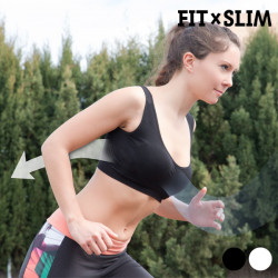 AirFlow Technology Fit x Slim Sport-BHs (2er Pack) L