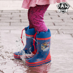 Paw Patrol Blue Rain Boots 31