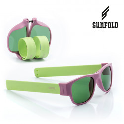 Sunfold Occhiali da Sole Pieghevoli PA6