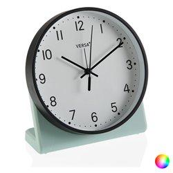 Réveil Plastique (7,9 x 17 x 15,8 cm) Vert