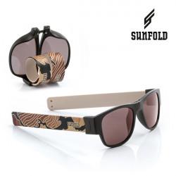 Sunfold Occhiali da Sole Pieghevoli TR6