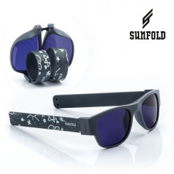 Roll-up sunglasses Sunfold TR1