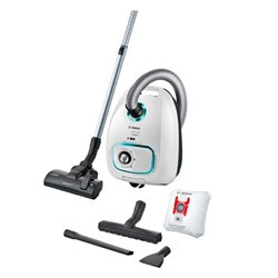 Bagged Vacuum Cleaner BOSCH BGLS4HYG2 4 L 700 W White
