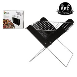 Barbecue Portable BBQ Classics 33085 (30 x 26 x 30 cm) Black