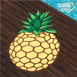 Adventure Goods Strandtuch Ananas