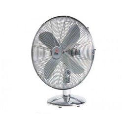 Ventilateur de Bureau Grupo FM SM140 50W Chrome