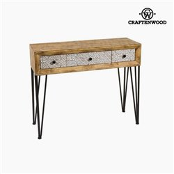 Console Sapin Mdf (96 x 79 x 33 cm) by Craftenwood