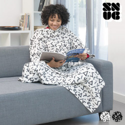 Couverture à Manche Symbols Snug Snug Big Kangoo Noir