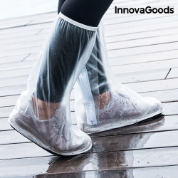 InnovaGoods Pocket Rain Cover for Feet (Pack of 2) S/M