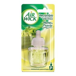 Air Wick Recambio de Ambientador Eléctrico Heno De Pravia (19 ml)