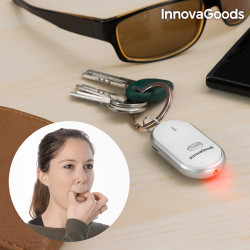 Porta-Chaves LED com Localizador InnovaGoods