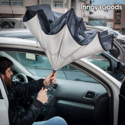 Paraguas de Cierre Inverso InnovaGoods