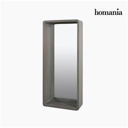 Espejo Gris (40 x 15 x 90 cm) by Homania