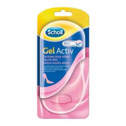Scholl Gel Activ Insoles for Very High Heels