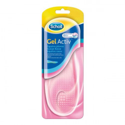 Plantillas GelActiv Zapatos Planos Scholl