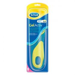 Scholl Women's GelActiv Everyday Insoles